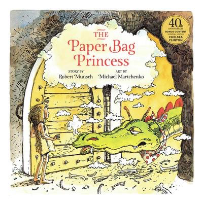 The Paper Bag Princess - 40th Anniversary edition