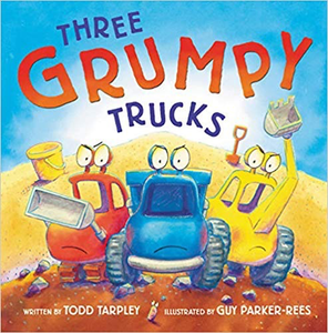 Three Grumpy Trucks
