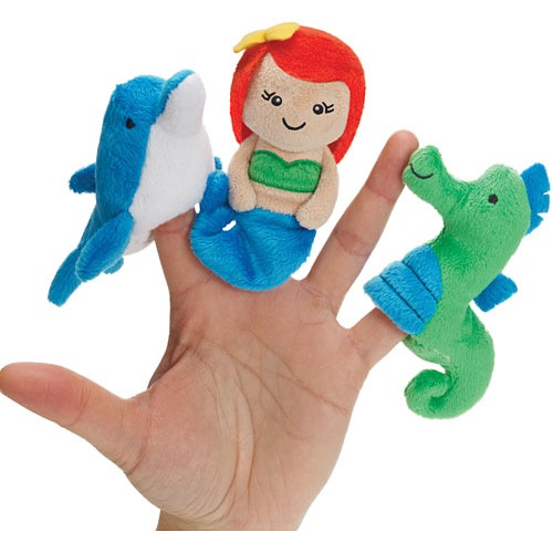 Under the Sea: Finger Puppet