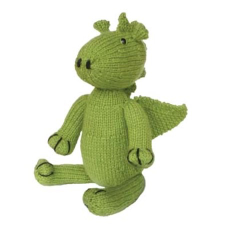 Knit Your Own Dragon Knitting Kit