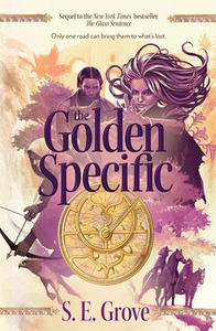The Mapmakers Trilogy #2: The Golden Specific