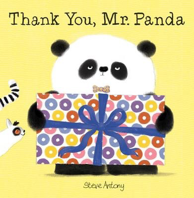 Thank  You Mr. Panda