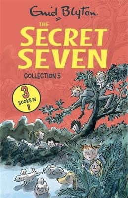 The Secret Seven Collection 5; Books 13-15