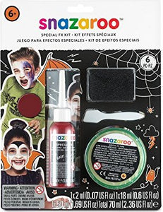 Special Fx Face Paint Kit