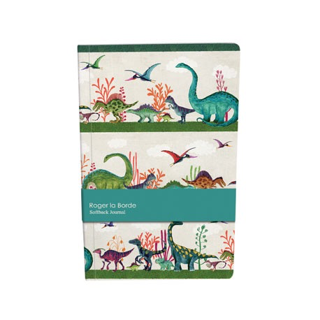 Dino Mighty Softback Journal