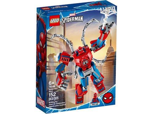 LEGO® Marvel Spider-Man Mech