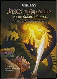 Jason, the Argonauts, and the Golden Fleece: An Interactive Mythological Adventure