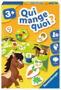 Qui mange quoi ? - French only