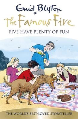 Famous Five #14: Five Have Plenty of Fun