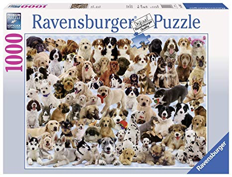 Dogs Galore 1000pc Puzzle