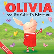 Olivia and the Butterfly Adventure
