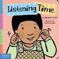 Toddler Tools: Listening Time