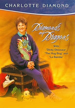 Charlotte Diamond: Diamonds and Dragons