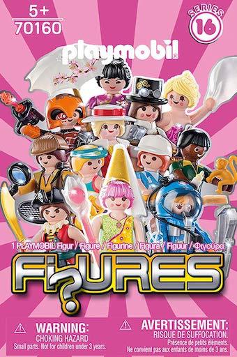 Playmobil Figures Girls Series 16