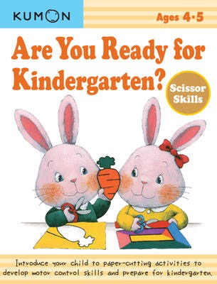 Are You Ready for Kindergarten? Scissor Skills