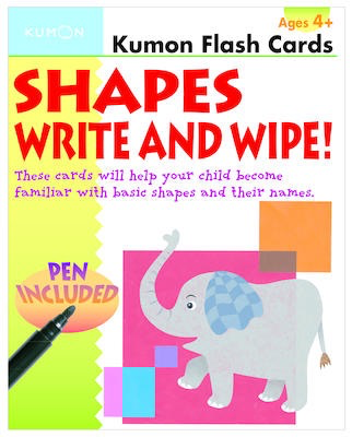 Shapes Write and Wipe!