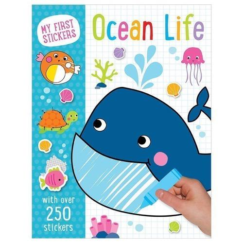 My First Stickers: Ocean Life