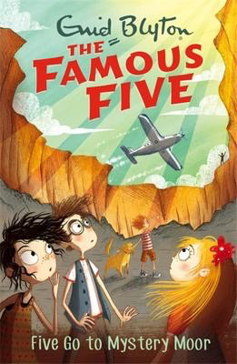 Famous Five #13: Five Go To Mystery Moor