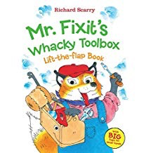 Richard Scarry's Mr. Fixit's Whacky Toolbox