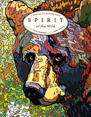 Spirit of the Wild: A Lyrical Colouring Book