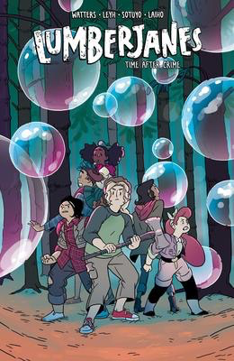 Lumberjanes Vol. 11: Time After Crime
