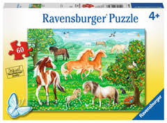 Horse Meadow 60 pc