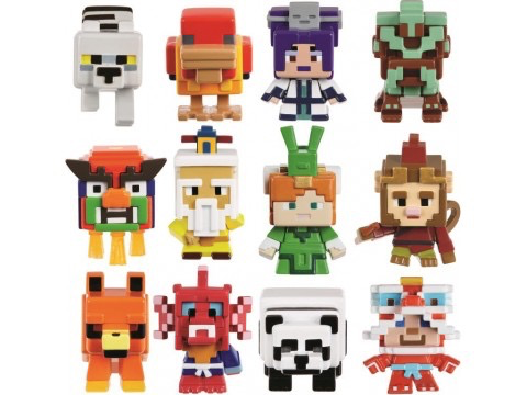 Minecraft Mini Mystery Figure