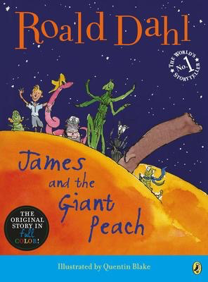 James and the Giant Peach (Full Colour Edition)