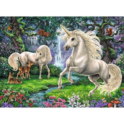Mystical Unicorns 200 pcs