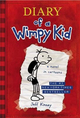 Diary of a Wimpy Kid #1 (new)