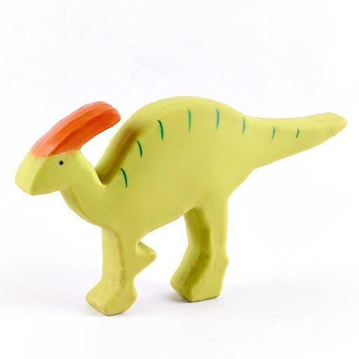 Baby Parasaurolophus - Natural Rubber Toy