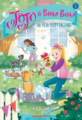 Jojo and BowBow #3: The Posh Puppy Pageant
