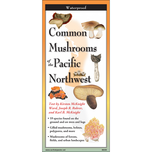 Common Mushrooms of the Pacific Northwest Field Guide