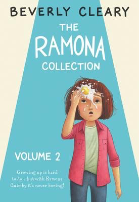 The Ramona 4-Book Collection, Volume 2