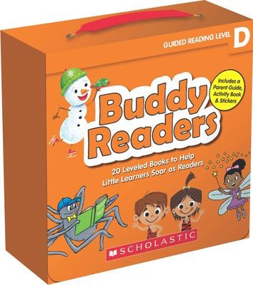 Buddy Readers (Parent Pack): Level D