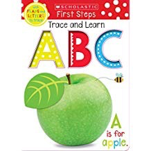 Scholastic First Steps: Trace and Learn ABC