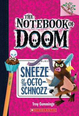 The Notebook of Doom #11: Sneeze of the Octo-Schnozz