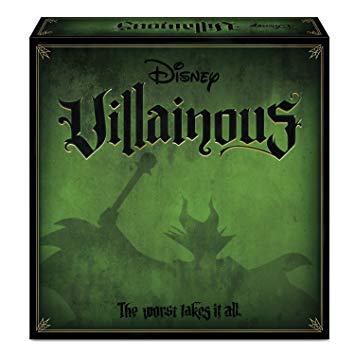 Disney Villainous Strategy Game