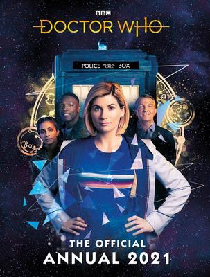 Doctor Who: The Official  Annual 2021