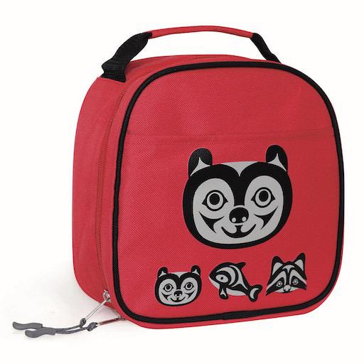 Kids' Lunch Bag - Bear and Friends