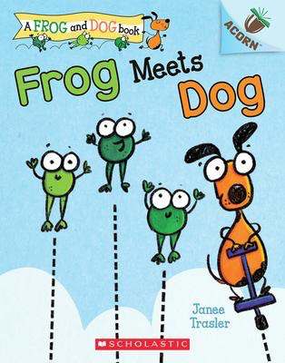 Frog and Dog Book #1: Frog Meets Dog