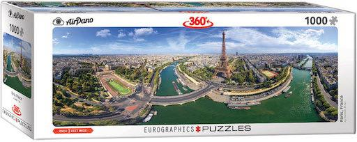 Paris, France Panoramic 1000 pc