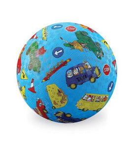 Richard Scarry Cars & Trucks Playground Balls 5""