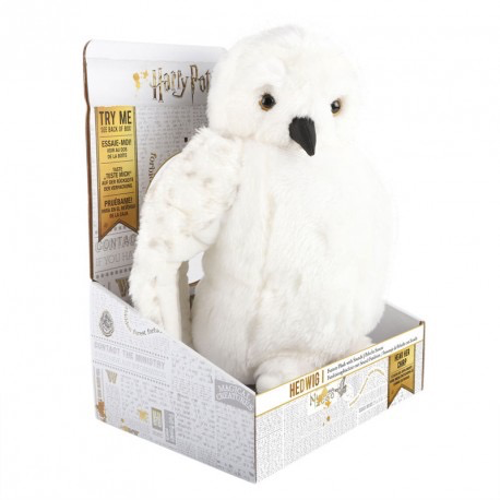 HARRY POTTER - Hedwig plush with sound