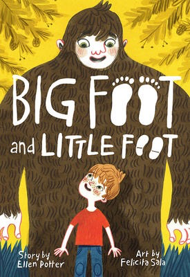 Big Foot and Little Foot #1