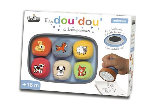 Doudou Stamp - Animals