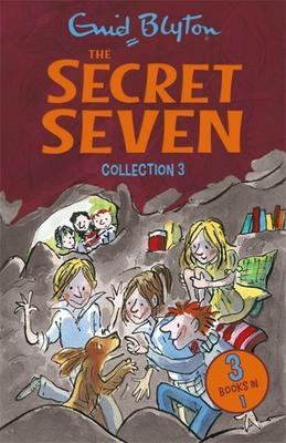 The Secret Seven Collection 3; Books 7-9