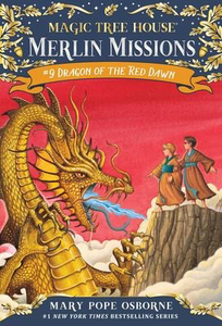 Merlin Missions #9: Dragon of the Red Dawn