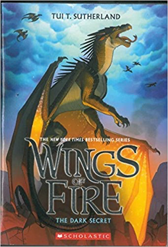 Wings of Fire Book 4: The Dark Secret