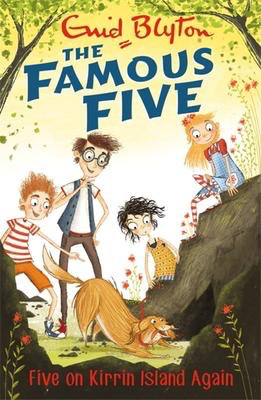 Famous Five #6: Five On Kirrin Island Again
